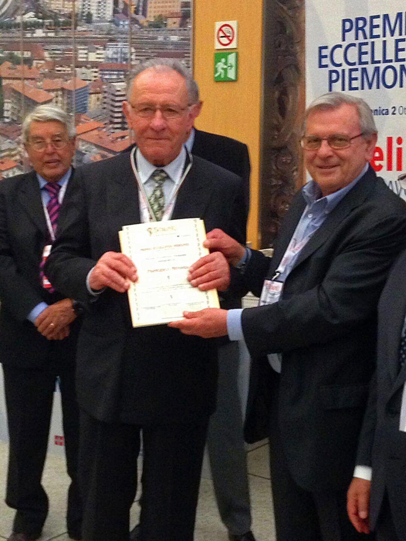 Premio eccellenza Piemonte Menardi 2