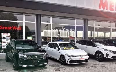 Attivati nuovi bonus rottamazione e acquisto automobili di seconda mano